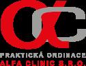Logo společnosti ALFA CLINIC s.r.o.